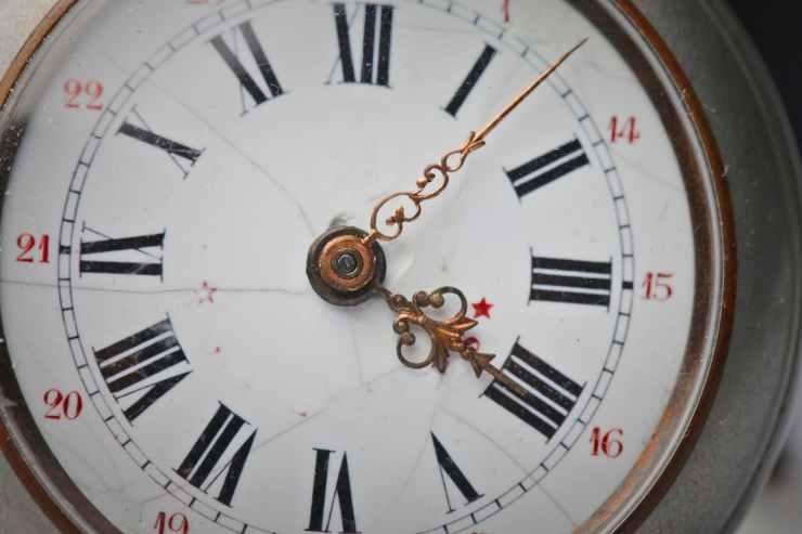 close up photo of clock